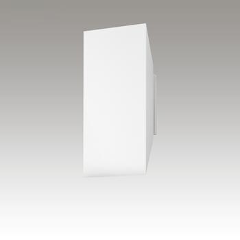 Chamfer LED Sconce Gray SIlo Image