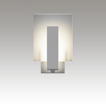 Midtown LED Sconce Gray SIlo Image