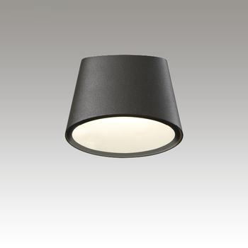 Elips LED Sconce Gray SIlo Image