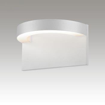 Cusp LED Sconce Gray SIlo Image