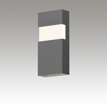 Band LED Sconce Gray SIlo Image
