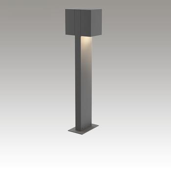 Box LED Double Bollard