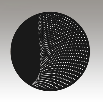 Dotwave LED Sconce Gray SIlo Image