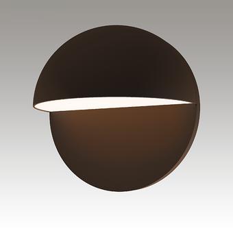 Mezza Cupola LED Sconce Gray SIlo Image