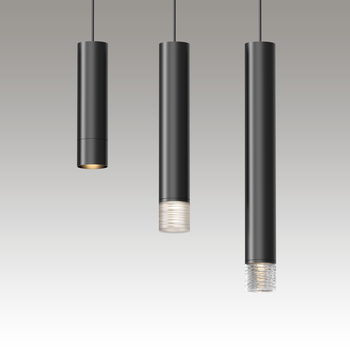 ALC LED Pendant Gray SIlo Image