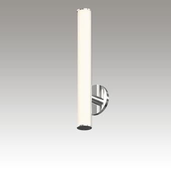 Bauhaus Columns LED Bath Bar Gray SIlo Image