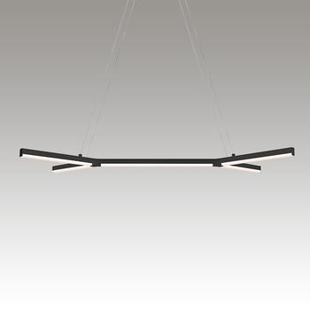 Bi-Y LED Pendant Gray SIlo Image