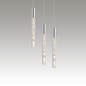 Champagne Wands Pendant