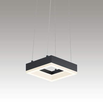 Corona Square LED Pendant