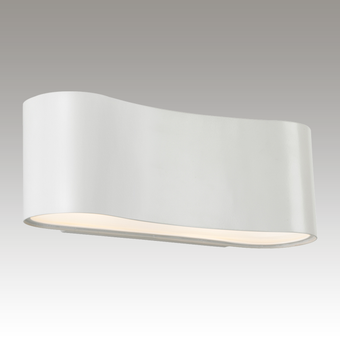 Corso LED Sconce Gray SIlo Image