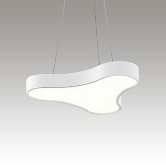 Corso Rhythm LED Pendant Gray SIlo Image