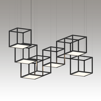 cubix-led-pendant