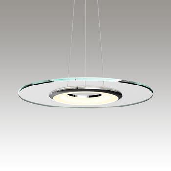 Float LED Pendant Gray SIlo Image