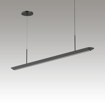 Glide LED Pendant w/Downlight