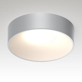 Ilios LED Surface Mount Gray SIlo Image