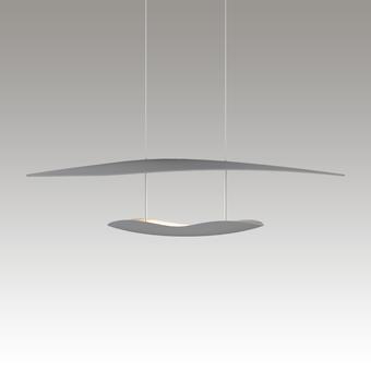 Infinity Reflections LED Pendant Gray SIlo Image