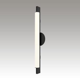 Keel Optiona Wall Plate Kit Gray SIlo Image