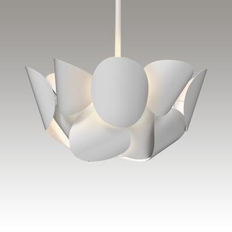 Lotus Pendant Gray SIlo Image
