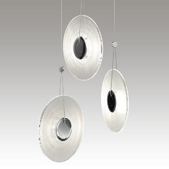 Meclisse LED Pendant Gray SIlo Image