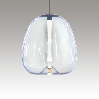 Mela LED Pendant Gray SIlo Image