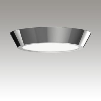 Oculus LED Surfance Mount Gray SIlo Image