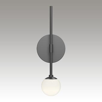 Sabon Optional Wall Plate Kit Gray SIlo Image