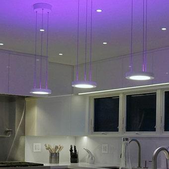 Chromaglo® Spectrum LED Pendant