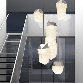 Facets LED Pendant