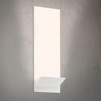 Panel Wedge LED Sconce