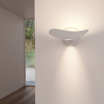 Infinity LED Wall Torchiere w/Downlight