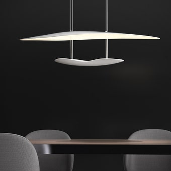Infinity Reflections LED Pendant