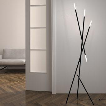 Qux LED Floor Lamp