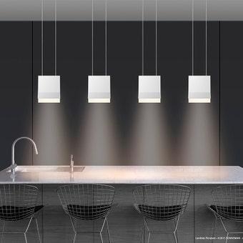Lambda LED Pendant