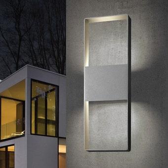 Light Frames Up/Down LED Sconce