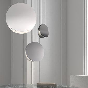 Malibu Discs LED Pendant