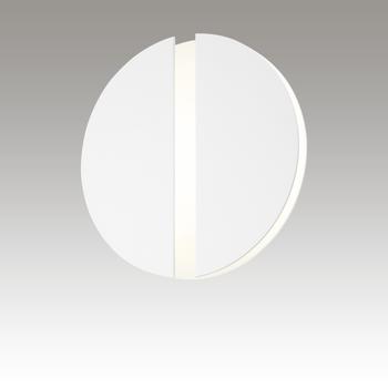 Split Disc LED Sconce