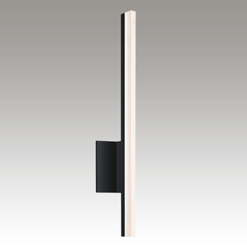 Stiletto Dimmable LED Sconce/Bath Bar Gray SIlo Image
