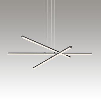 Stix LED Pendant Gray SIlo Image