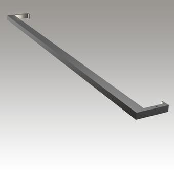 Thin-Line Indirect LED Wall Bar Gray SIlo Image