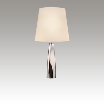 Virage Table Lamp Gray SIlo Image