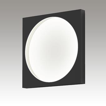 Vuoto LED Sconce Gray SIlo Image