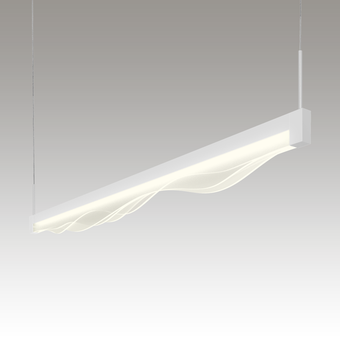Wave Bar LED Pendant