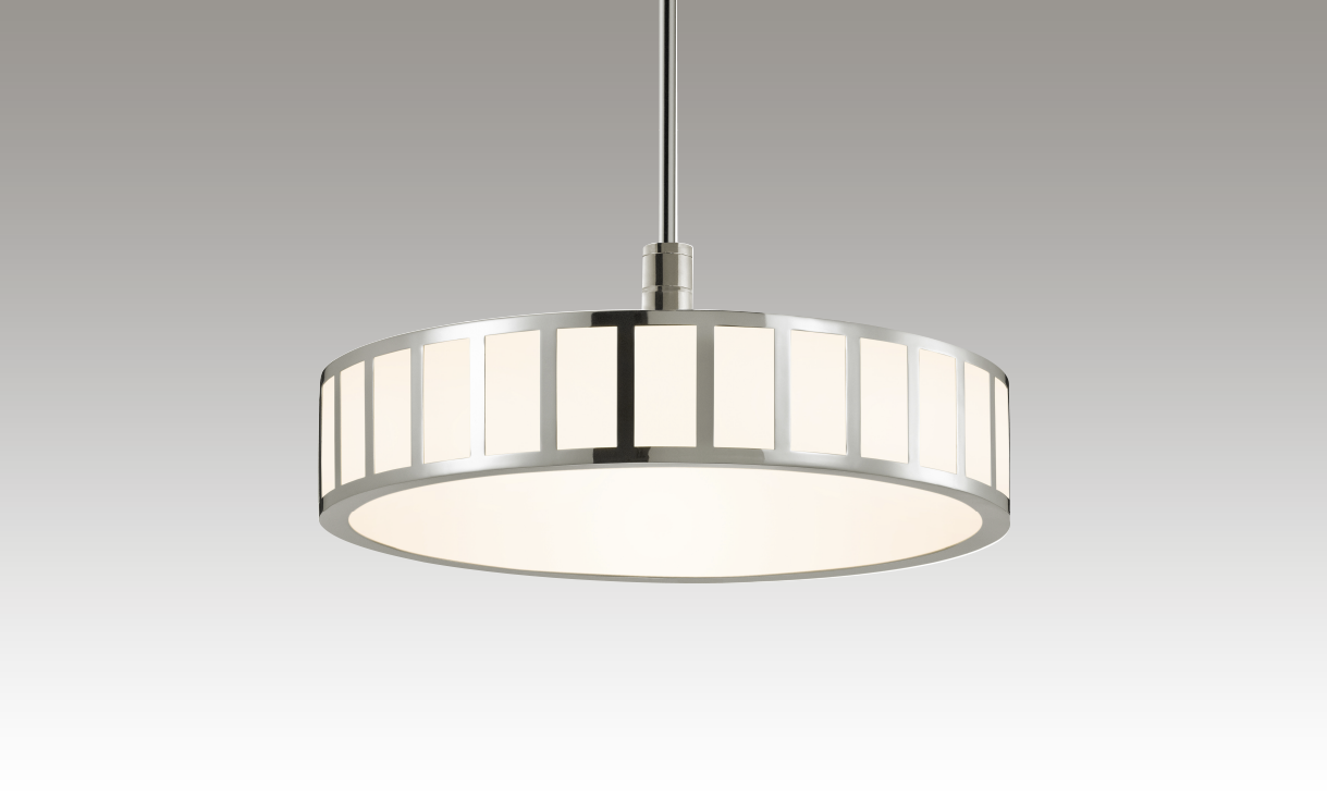 SONNEMAN Capital LED Round Pendant Living Room