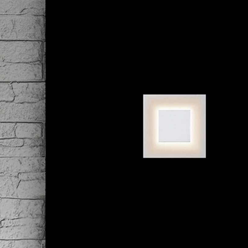 SONNEMAN Center Eclipse LED Sconce Dining Room