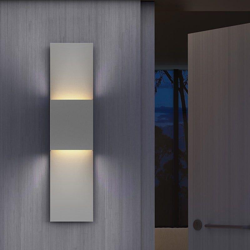 SONNEMAN Flat Box LED Sconce Bedroom