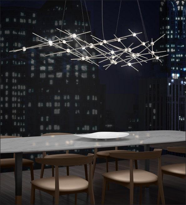 Sonneman Constellation Ursa Minor Dining Room