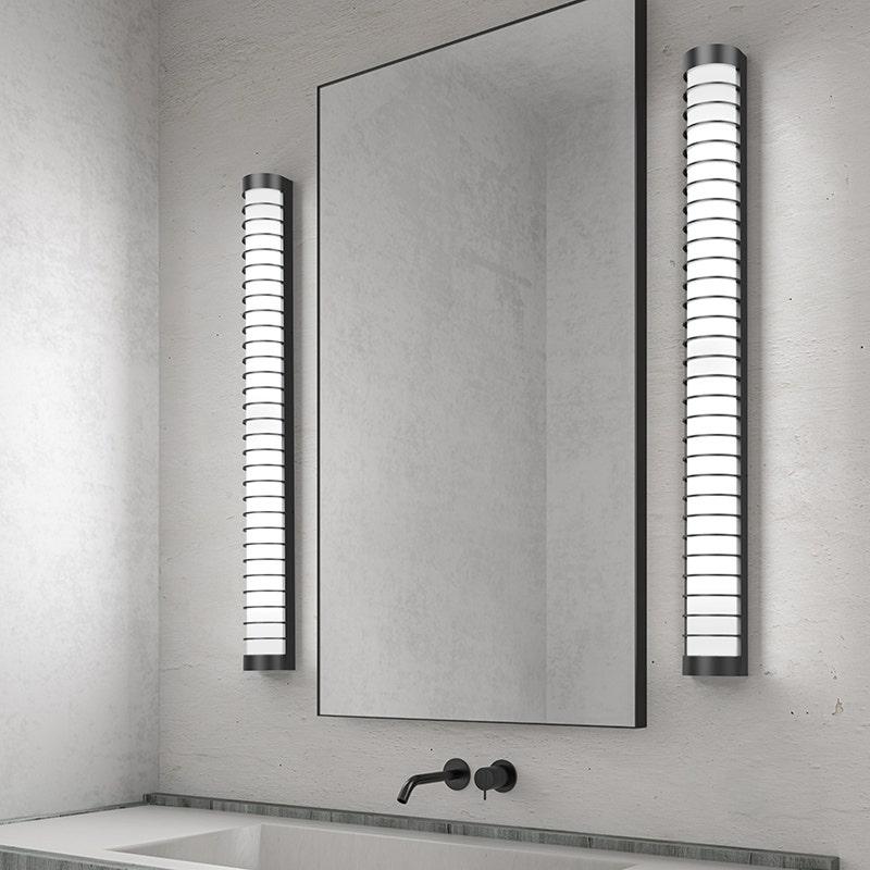 sonneman Gessato LED Bath Bar bathroom