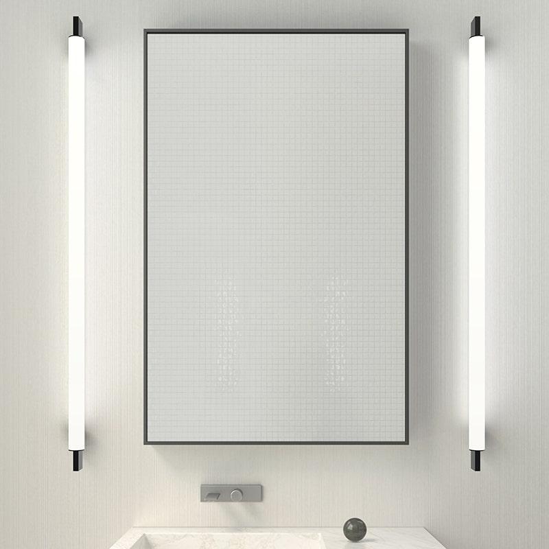 sonneman Keel LED Bath Bar bathroom