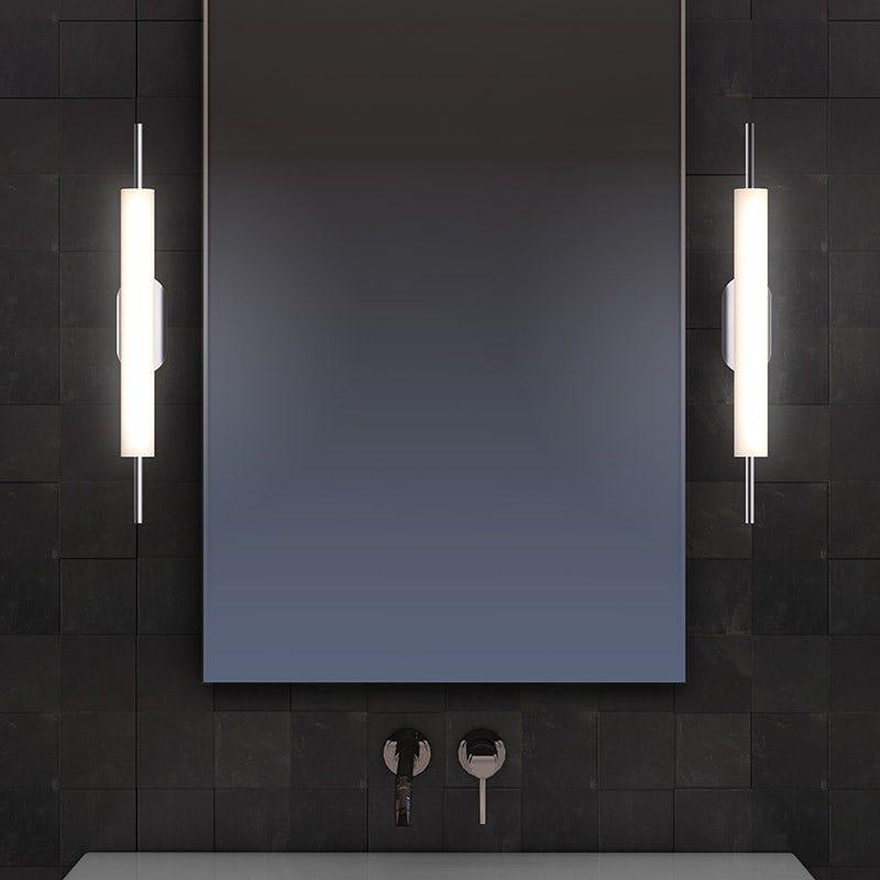 sonneman Piccolo Encore LED Sconce Bathroom