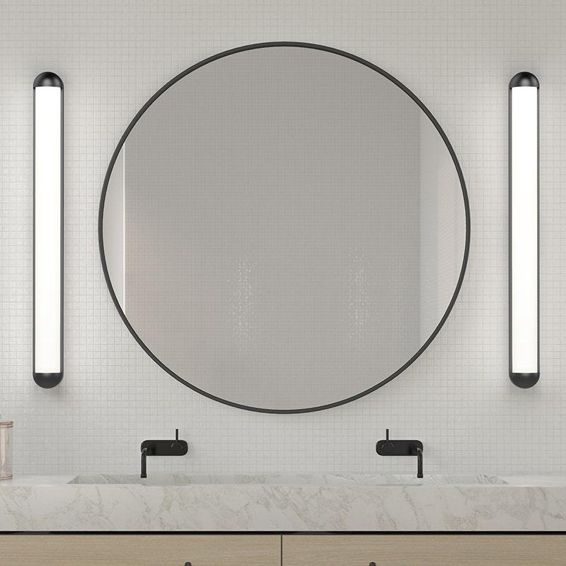 sonneman Radio LED Bath Bar bathroom